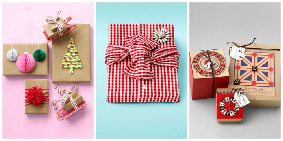 creative gift wrapping for this christmas