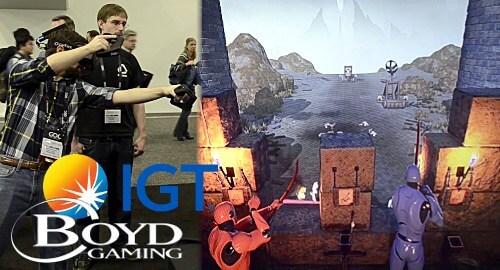 IGT Virtual Reality Casino